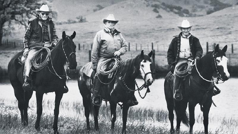 horseman Bryan Neubert