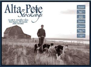 Scott Glen /sheepdogs