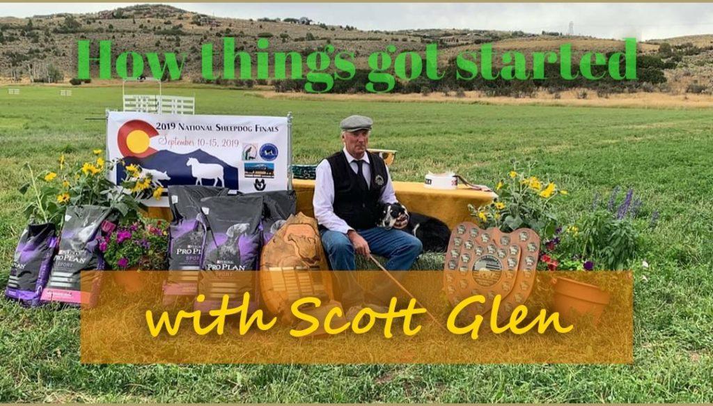 Scott Glen sheepdog Soldier Hollow